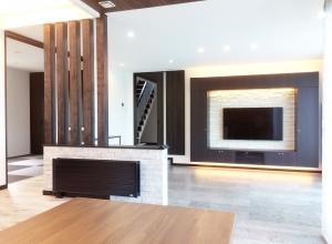 004-モダンデザインの家